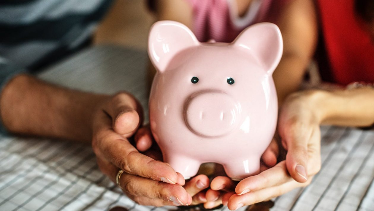 Our top tips on teaching children about money