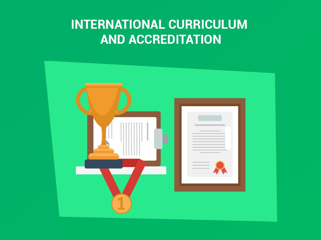 International Schools vs. Ordinary Schools
