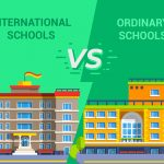 International Schools vs. Ordinary Schools
