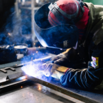 Why do industries need advanced welding tools to improve productivity?