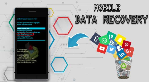 Mobile Data Recovery - The Do's and Don'ts you should Keep in Mind
